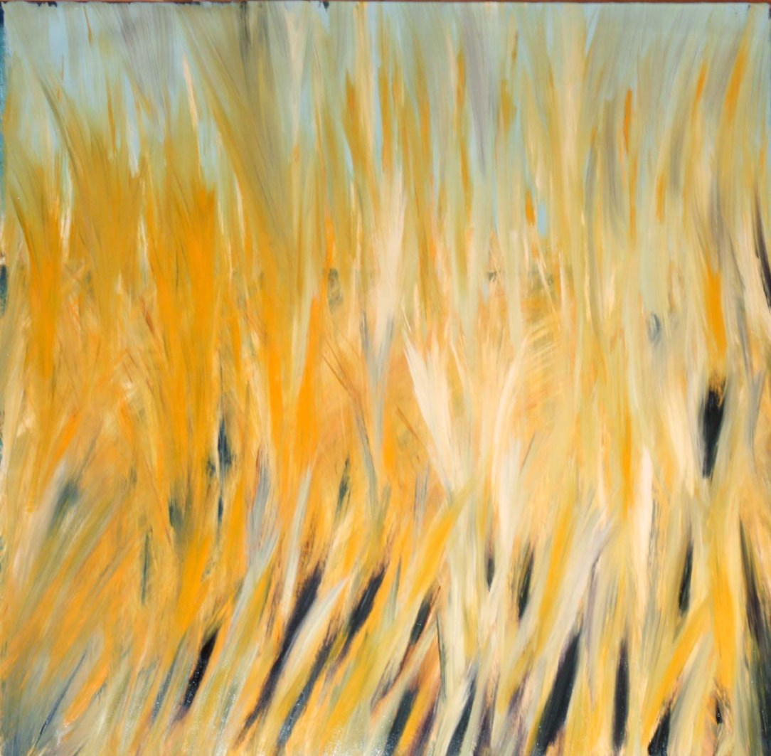 4 SEASONS | SUMMER | 2010 | OIL ON CANVAS| 120X120cm